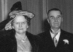 Alfred et Aline Dallaire