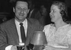 Paul-Émile Légaré et Thérèse Dallaire