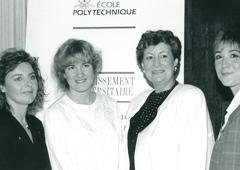 Fonds commémoratif pour les femmes en génie